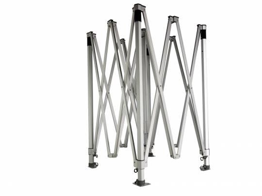 Alumíniumváz profi hatszögű 50 - 3x3m