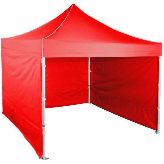 Szétnyitható sátor 3x3 m – Profi hexagonális alumínium