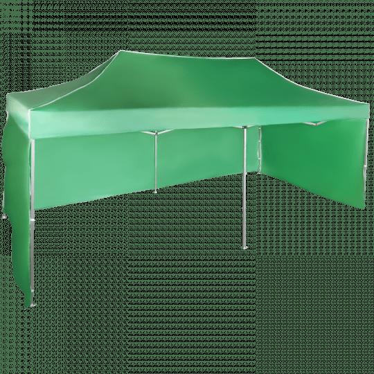 Gyorsan összecsukható sátor 3x6 m - alumínium