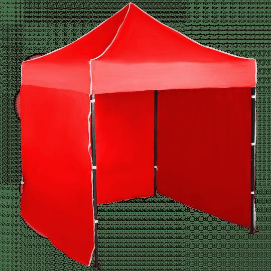 Gyorsan összecsukható sátor 2x2 m – acél