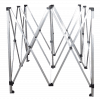 Detail - Gyorsan összecsukható sátor 3x3 m - alumínium