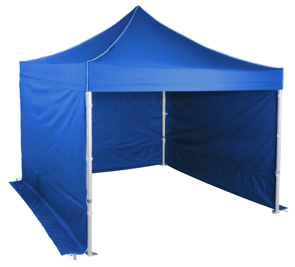 Szétnyitható sátor 3x3 m – Profi alumínium hexagon