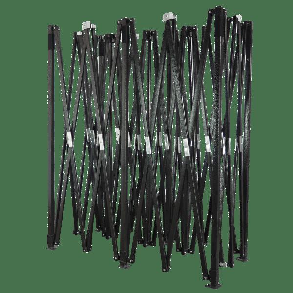 3x6m méretű acél szerkezet