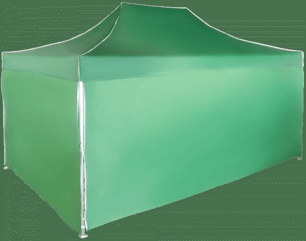 Gyorsan összecsukható sátor 3x4,5 m - alumínium
