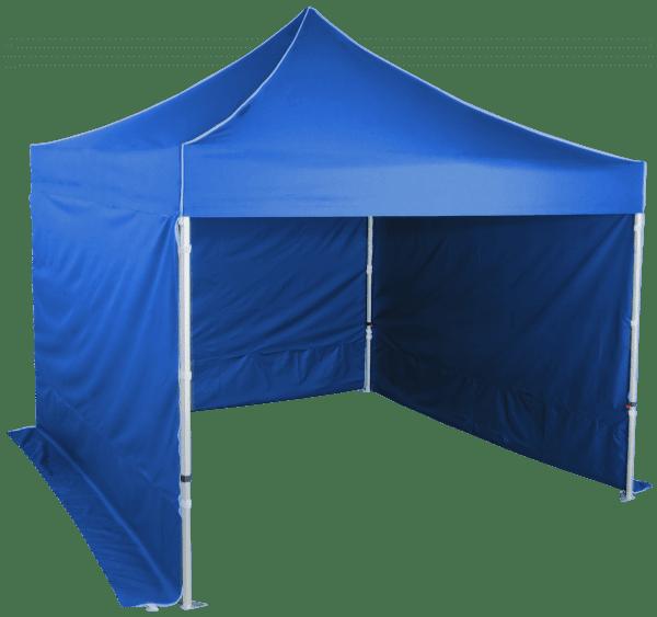 Gyorsan összecsukható sátor 3x3 m - hexagonális alumínium