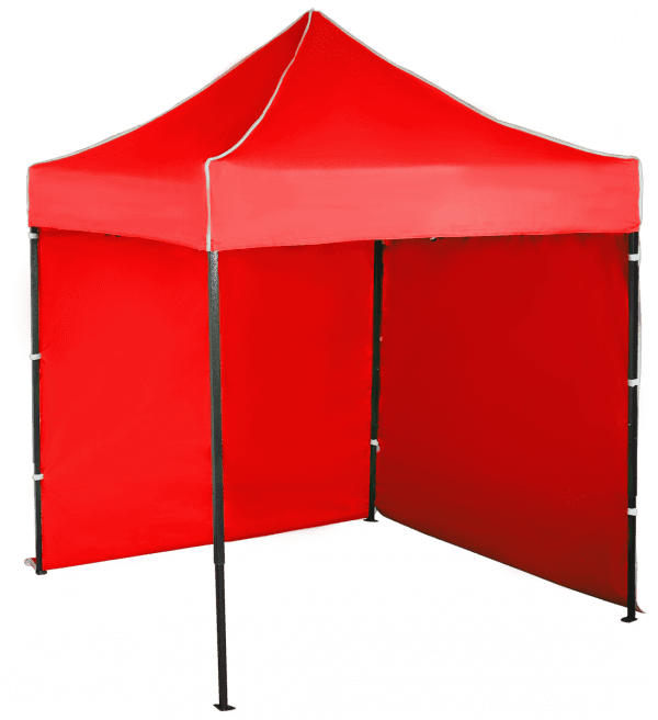 Gyorsan összecsukható sátor 2x2m – acél