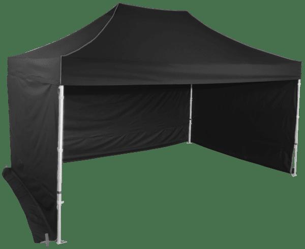 Összecsukható sátor 3x4,5m-alumínium hexagon