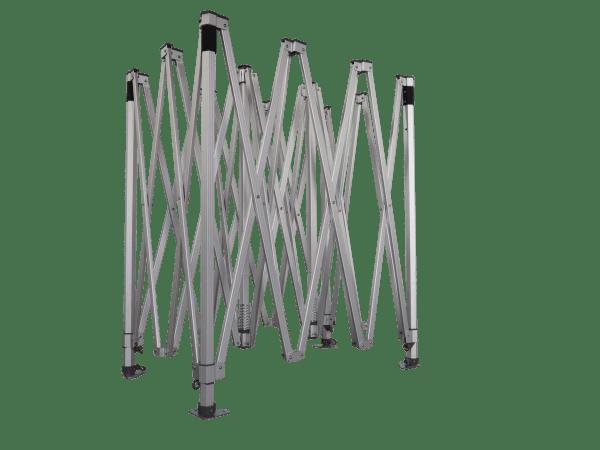 Alumíniumváz profi hatszögű 50 - 3x4,5m