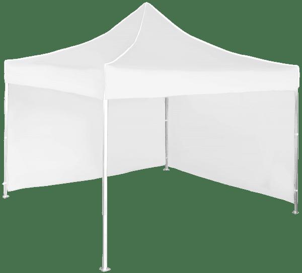 Gyorsan összecsukható sátor 3x3 m - alumínium